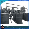 Black Used Motor Engine Oil Recycling Equipment