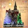 Optical Fiber Christmas Church
