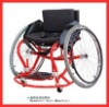 2012 Super High-frequency welded pipes Sport Wheelchair for Basketball-playing