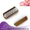 2012 new design best selling plastic cleaning nail dust brush