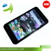 2011 New arrival 5inch mobile phone dual sim card 3G GPS BT WIFI Dual camera