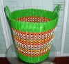 PP TUBE STORAGE BASKETS