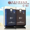 10000 mAh rachargeable portable emergency power pack for mobile phone