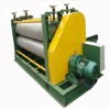 Large wave corrugating machine