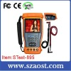 CE .FCC Certificte 3.5 inch CCTV Tester 895-az with multimeter and power meter