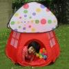Pop up Mushroom outdoor tent for children play