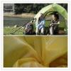 100% nylon strong waterproof lightweight outdoor camp tent fabric