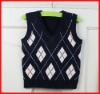 2012 Wholesale Kid Sweaters V-neck Vest
