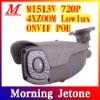 5-15mm auto zoom security camera VGA CMOS sensor