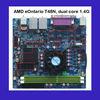 AMD eOntario T48N, dual core 1.4G industrial motherboard,AMD eOntario T48N, dual core 1.4G industrial motherboard