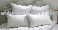 100% POLYESTER WHITE SOFT PILLOW