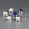 Cosmetics plastic jar