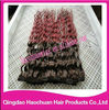 2012 wholesale cambodian remy hair clip in hair extensions