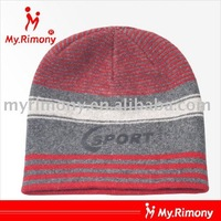 sports knitting hat