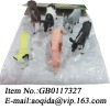 plastic animals plastic farm animals PVC animal toys