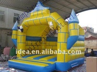 outdoor commercial inflatable jumping castles, attracting inflatable for kids, popular and funny jumping castles