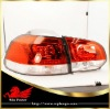 12V 2011 Volkswagen Golf 6 LED tail lights cherry red