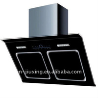 Tempered Glass Range Hood