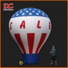 Big PVC Flag Surface Inflatable Balloon Model