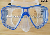 Silicone diving mask sea dive mask M-264