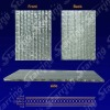 Bubble foil insulation Material AL/Woven/Bubble/woven/AL