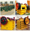 2012 high efficiency PE250x400 stone jaw crusher