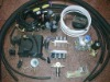 CNG sequential injection kit for 6 cylinder EFI engine