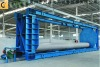 frp pipe hydrostatic pewssure testing machine