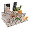 No-woven cosmetic storage box for female
