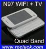 China N97 Qwerty wifi TV cell phone