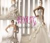 2010 Latest Style Wedding Dress(HS017)