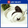 NEW Mix Style Star Headphones For iPod MP3 PSP DJ White #CA0006