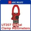 UT-207 AC DC Clamp Ammeter 1000A Clamp Meter UT207 Clamp Meter #6052
