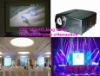 sell LED projector(home theater,long lamp life,light weight)