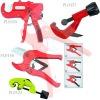 pipe cutter, pvc pipe cutter, plastic pipe cutter