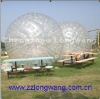 Inflatable Transparent Lawn ball