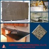 Tropical Brown granite stone kitchen