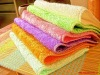 100%bamboo fiber or bamboo70%+cotton30% car cleaning cloth