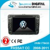 Sharing Digital High Tech Car Radio DVD Player GPS Navigation for VW PASSAT CC 2008-2011