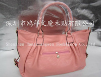 pu women bag, pu women shopping bag, promotional bag