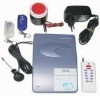 Wireless GSM intruder Alarm system