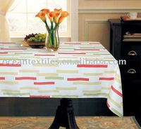 (002) indoor/outdoor fabric tablecloth
