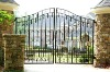 Wrought Iron Gate/Ornamental Garden Gate