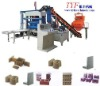 Manual concrete brick making machine price(QTY4-20)