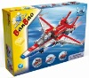 Banbao 8330 Airplane Educational Toys Bricks