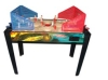 Multi-color Basketball Table