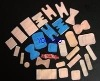 Colored elastic adhesive bandage, children cartoon bandage