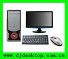 17Inch Desktop Computer with LCD Monitor intel core cpu DJ-C002
