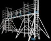 LEADER Aluminum Mobile Scaffolding System for construction