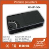 RK 2818 dual core mini projector with 200:1 contrast ratio